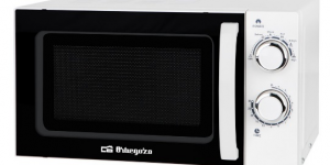 Microondas Orbegozo MI 2015 Capacidad 20 litros