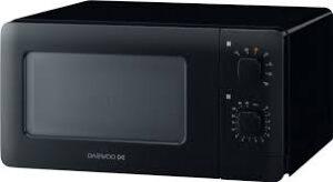 Daewoo Horno a microondas