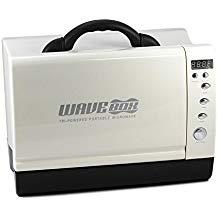 WaveBox, un microondas para el coche