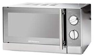 Microondas con Grill 700W Acero Inoxidable al mejor precio nunca había sido tan fácil y barato
