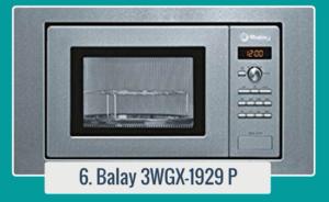 Análisis de Balay 3WGX-1929 P: Opiniones y precios