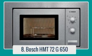 Ofertas, opiniones y comparación de precios para microondas Bosch HMT72G650