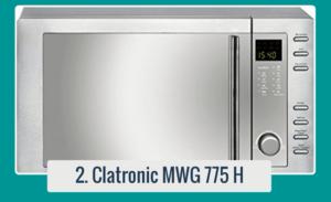 Clatronic MWG 775 H Microondas con Grill y Horno convección
