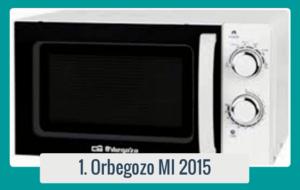 Orbegozo MI 2015 - Comprar microondas baratos