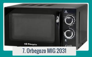 ¿Comprar Orbegozo MIG 2031?