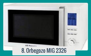 Orbegozo MIG 2326 Encimera - Microondas / (Encimera, Microondas combinadas