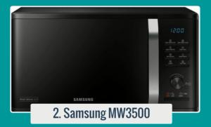 Compra Samsung MW3500 Encimera