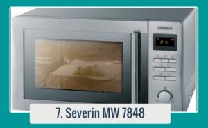 Microondas Severin MW 7848 - Microondas - Los mejores precios
