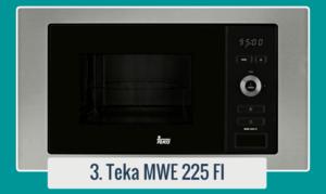 ¿Comprar Teka MWE 225 FI?