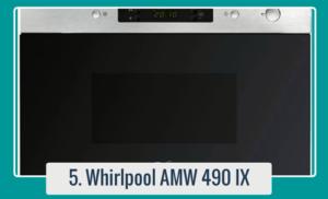 Ofertas, opiniones y comparaciones de precios para microondas Whirlpool AMW 140 IX