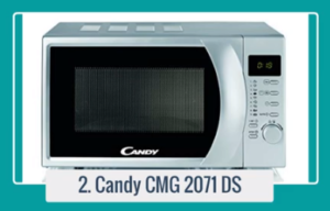 Horno microondas CANDY CMG2071DS