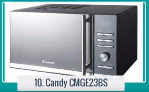 Candy CMGE23BS Microondas con grill