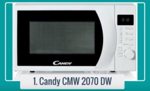 Manual de Microondas Candy