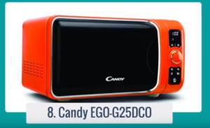 Comprar EGOG25DCO Candy microondas independiente