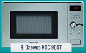 Cocina y calienta lo que quieras en los 28 l de capacidad de este microondas.