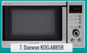 Comprar tu Daewoo KOG-A8B5R Microondas con Grill