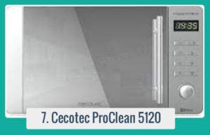 ProClean 5120 Mirror Microondas