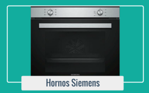 Horno Siemens al mejor precio